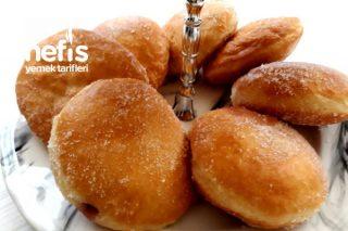Pratik Berliner (Alman Çöreği) Tarifi