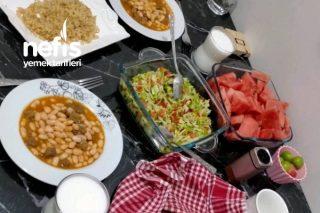 Ramazan Soframız Tarifi