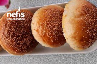 Şaşmayan Tarif Yumuşacık Hamburger Ekmeği Tarifi