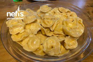 3 Peynirli İtalyan Mantısı Tortellini Tarifi