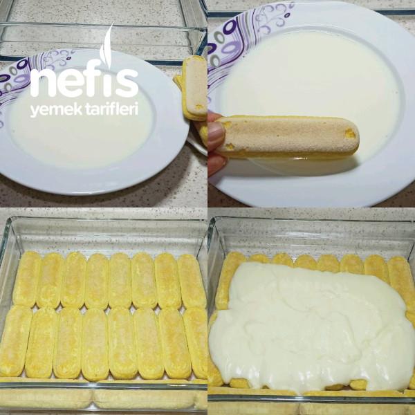 Bildiğiniz Bütün Tarifleri Unutturacak  Fırınsız Malaga Pastası
