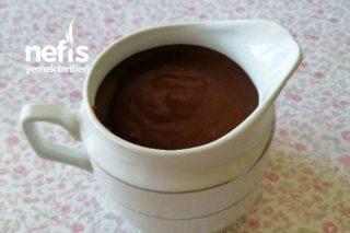 Çikolata Sosu Tarifi