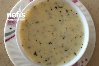 Glutensiz Et Sulu Yoğurt Çorbası Tarifi