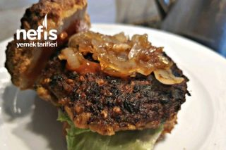 Glutensiz Vegan Burger Köftesi Tarifi
