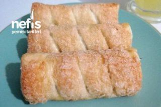 Milföy Hamurundan Kitkat Tarifi