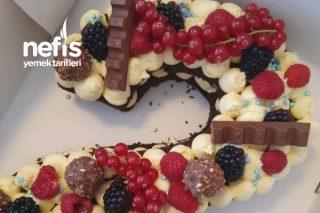 2. Yaş Doğum Günü Pastası Tarifi