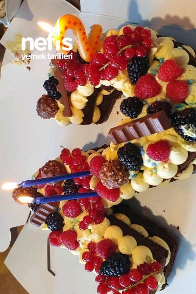 2. Yaş Doğum Günü Pastasi