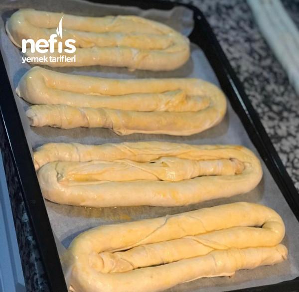 Çıtır Çıtır Patatesli Kol Böreği