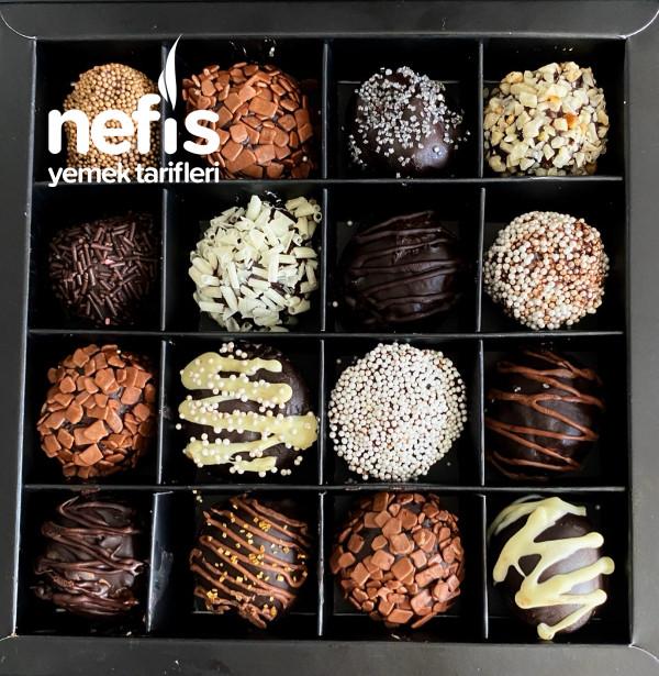 Evde Pratik Bayram Çikolatası