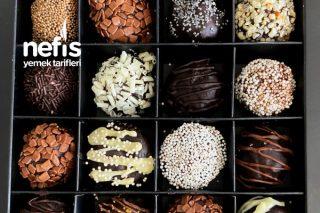 Evde Pratik Bayram Çikolatası Tarifi
