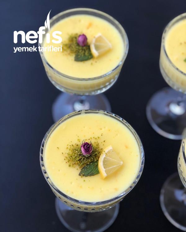 Ferah Ferah Limonlu Kup