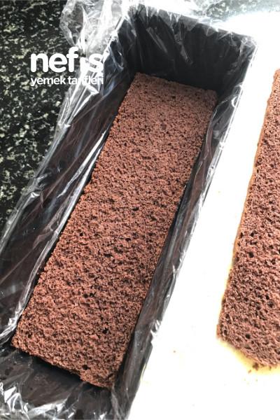 Kakaolu Baton Yaş Pasta