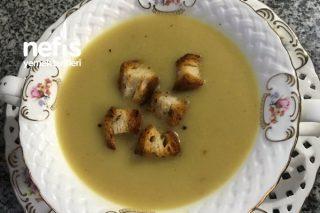 Soğan Çorbası (Kıtır Ekmek Eşliğinde) Tarifi