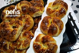 Tereyağlı Pastane Açması (Mahlepli) Tarifi