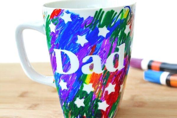 babalar günü hediyesi yapımı
