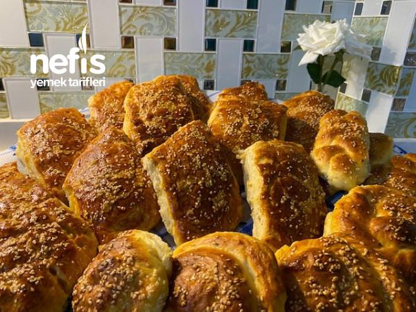 Diyarbekir İn Nefis Mahlep Kokulu Bayram Çöreği