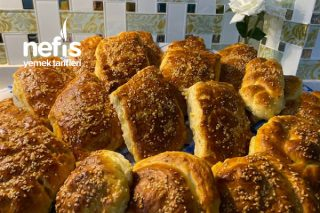 Diyarbekir 'in Nefis Mahlep Kokulu Bayram Çöreği Tarifi