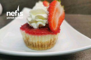 Enfes Sosuyla Mini Cheesecake Videolu Tarifi