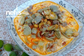 Gaziantep Mutfağı Çağla Aşı Tarifi