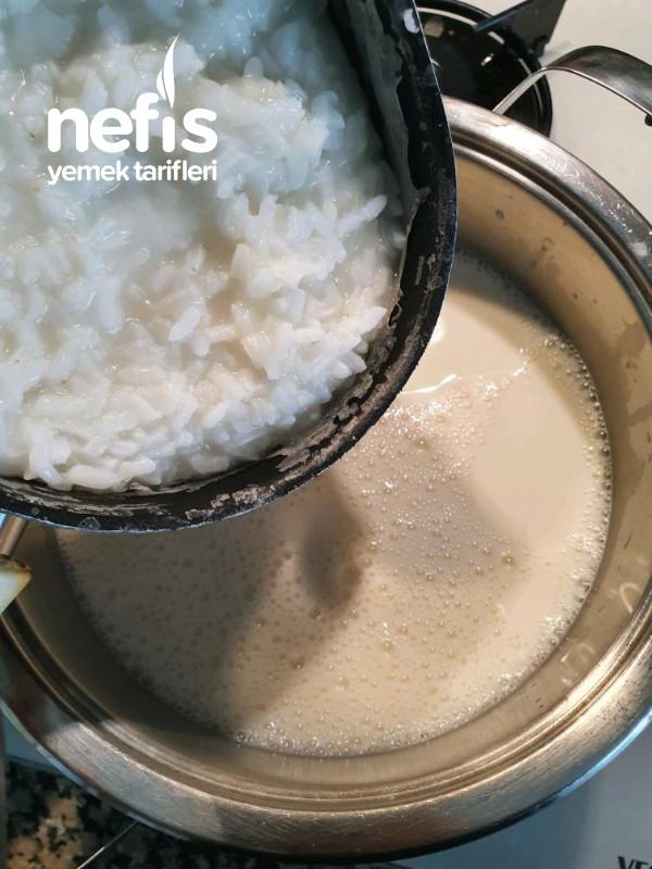 Kremalı Sütlaç(muhteşem Lezzette)
