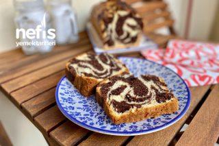 Pudra Şekerli Çikolatalı Kek Tarifi