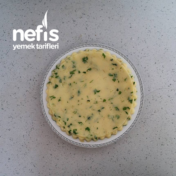 Tavuklu Ezme Patates Salatası (Videolu)