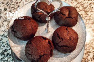 Çikolata Dolgulu Cookies Tarifi