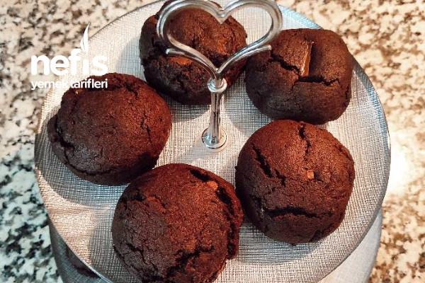 Çikolata Dolgulu Cookies