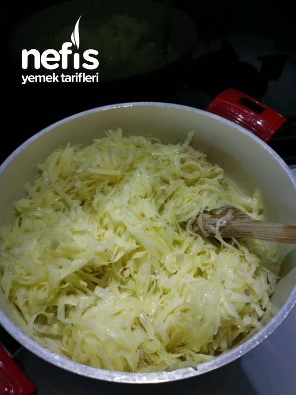 Kıymalı Patatesli Börek (Kesinlikle Denemelisiniz)