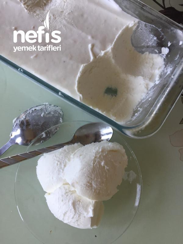 Fresh Nogger sağlıklı ev yapımı Dondurma