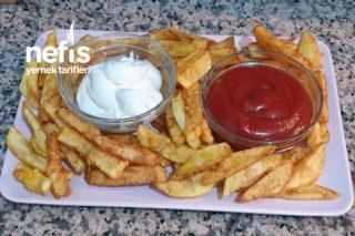 Mısır Unlu Çıtır Patates Kızartması Tarifi