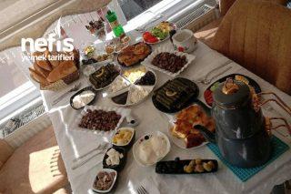 Sabah Kahvaltısı Tarifi