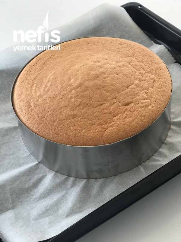 Şahane Meyveli Yaş Pasta