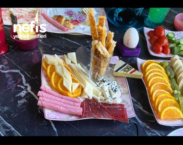 Kahvaltı Peynir Tabağı