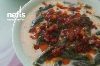 Kiraz Yaprağı Sarma Yemeği (Malatya Yemeği) Tarifi