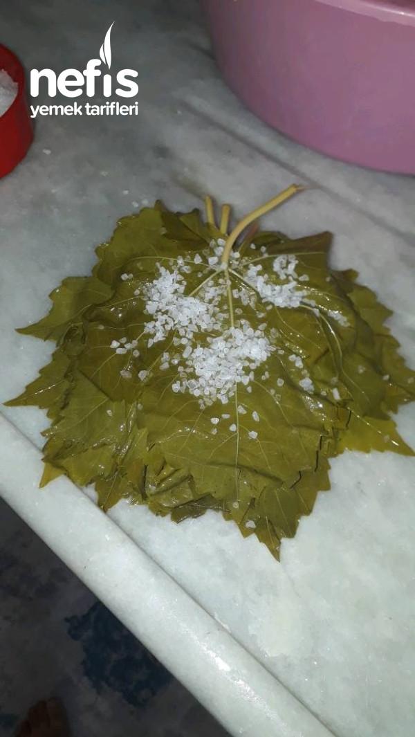 Yaprak Basma Kışlık