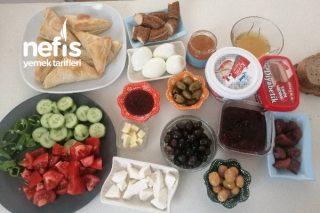 Zahmetsiz Kahvaltı Sofram Tarifi