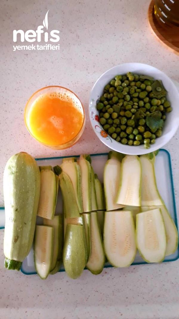 Zeytinyağlı Kabak( Bu lezzeti tatmadan ölmeyin )