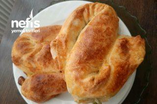 Annemin Ispanaklı Böreği Tarifi