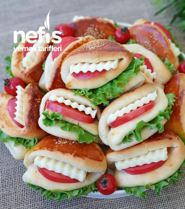 Cepli Sandviç Poğaça