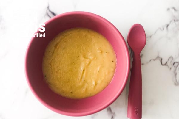 Kemik Suyuna Sebze Çorbası +7