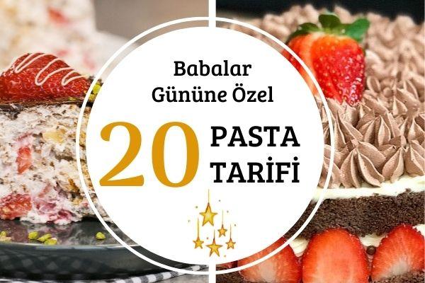 Babalar Günü Pastaları: 20 Efsane Tarif Tarifi