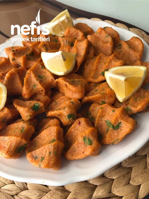 Bulgurlu Patates Köftesi-9417397-190511