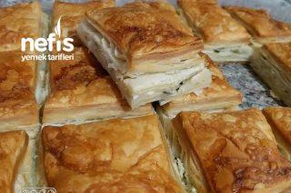Elazığ El Açması Peynirli Böreği Tarifi