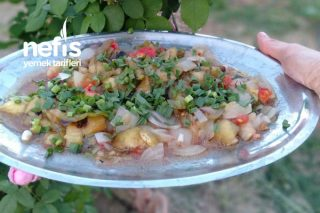 Mangalda Keyifli Sebze Pişirimi Tarifi