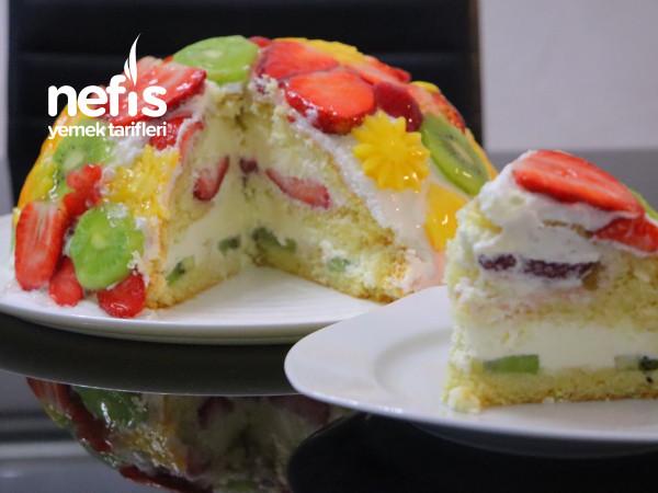 Meyveli Kümbet Pasta-9416213-180519
