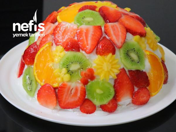 Meyveli Kümbet Pasta-9416213-180524