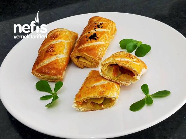 Sebzeli Milföy Börek