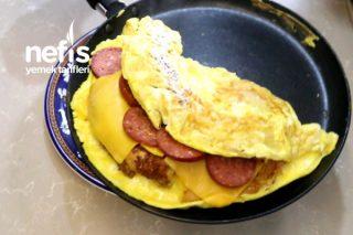 Kahvaltılık Yumurta Çocukları Tarifi