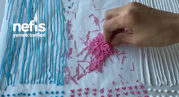 Ev Yapımı Renkli Granül Şekerler(pasta Süsü)videolu-9420918-130505
